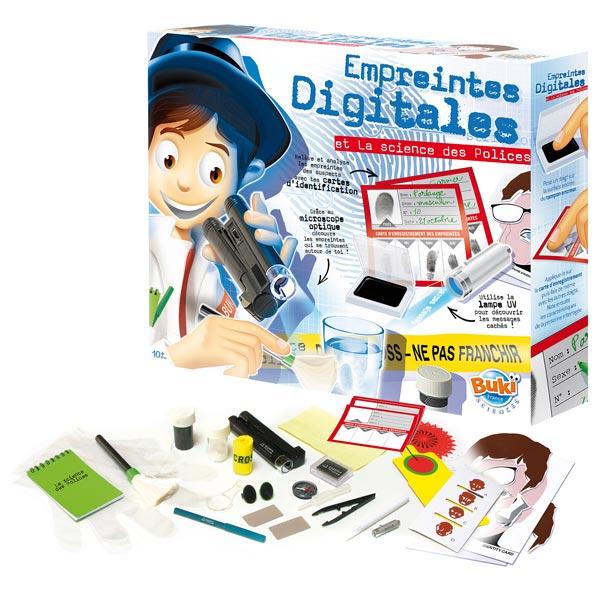 Les empreintes digitales pour 37€
