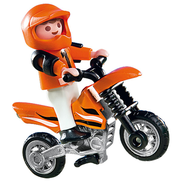Moto nuage ciel d 39 azur - Moto cross playmobil ...