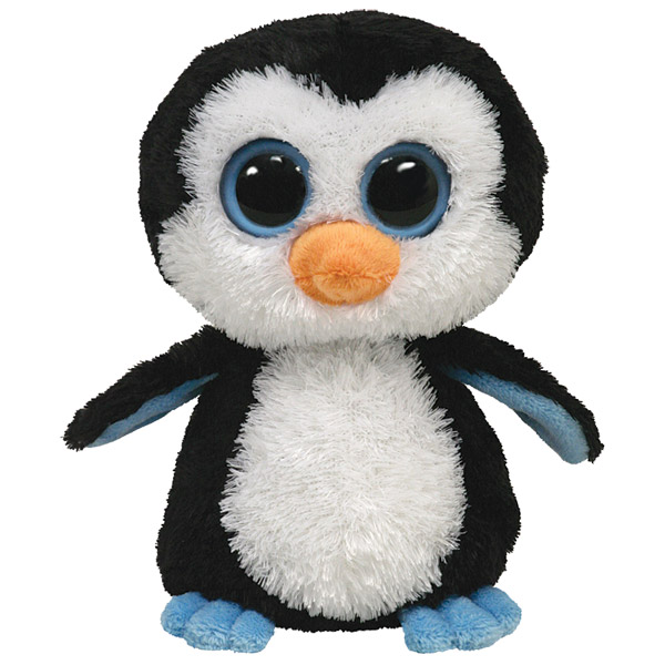 Ty-Waddles le Pingouin Boo?s 15 cm