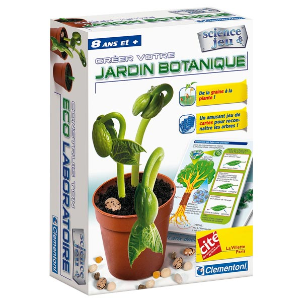 Jardin botanique pour 11€