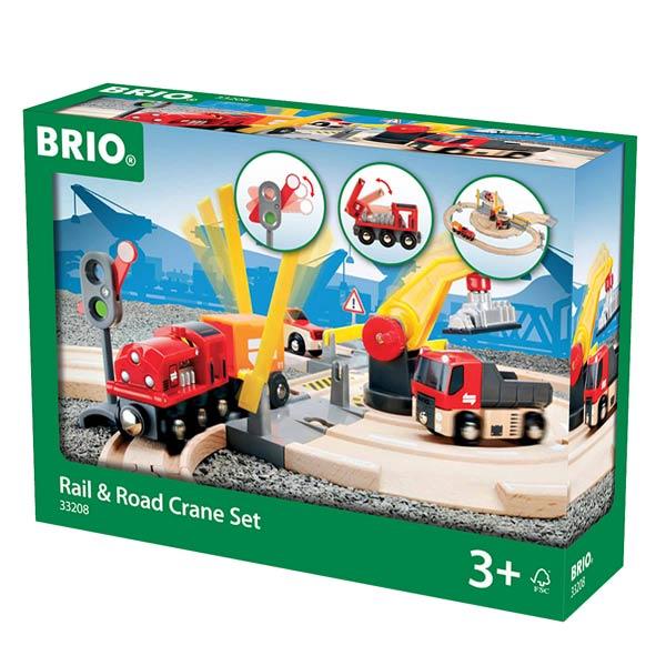 Brio 33208-Circuit transfert marchandises