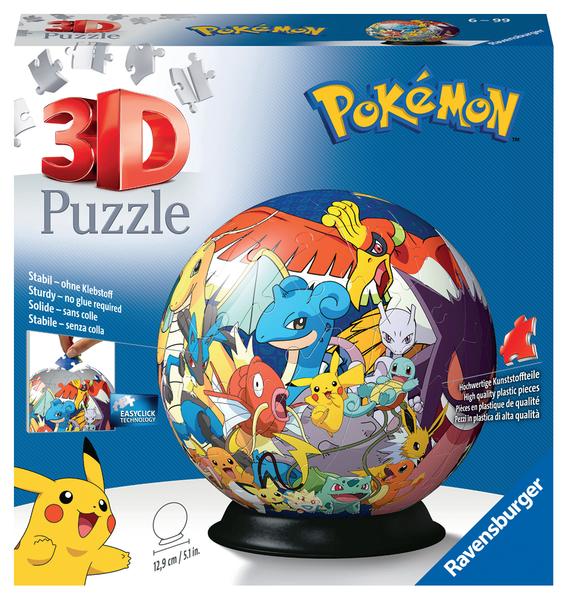 Puzzleball 108 pièces pour 20€