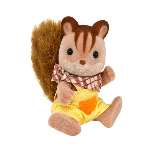 Sylvanian Families - 4172 - La famille écureuil roux