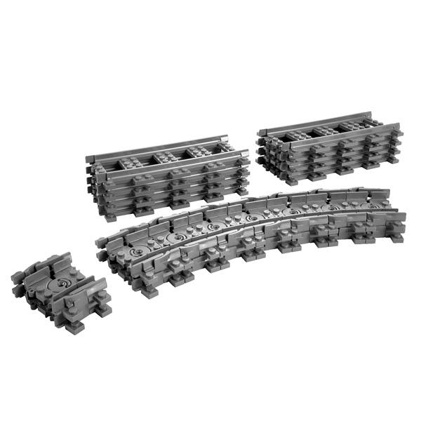 Construis un circuit avec des virages impossibles ! Crée le circuit de tes rêves grâce aux nouveaux rails flexibles ! Assemble les rails autour des obstacles les plus complexes et construis de vraies formes arrondies . Prolonge ton circuit et envoie ton t