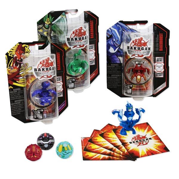 Figurines et cartes collectionner jeux d 39 imitation - Bakugan saison 4 ...