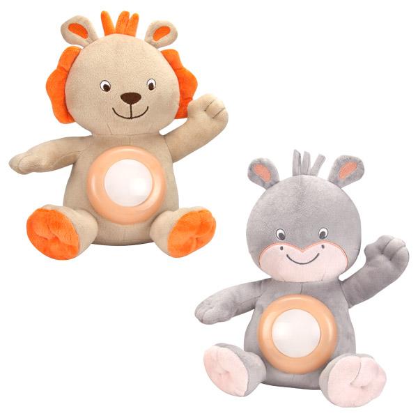 Veilleuse sons et lumières baby smile pour 15€