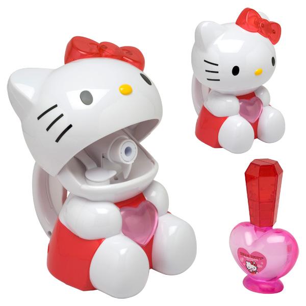 Hello kitty fabrique à bulles pour 17€