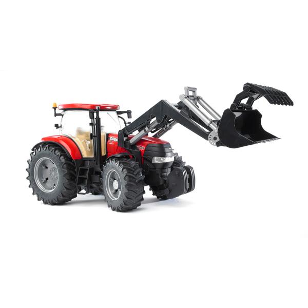 Tracteur case bruder tracteur miniature comparer le moins cher sur prix jouet - Tracteur avec fourche ...