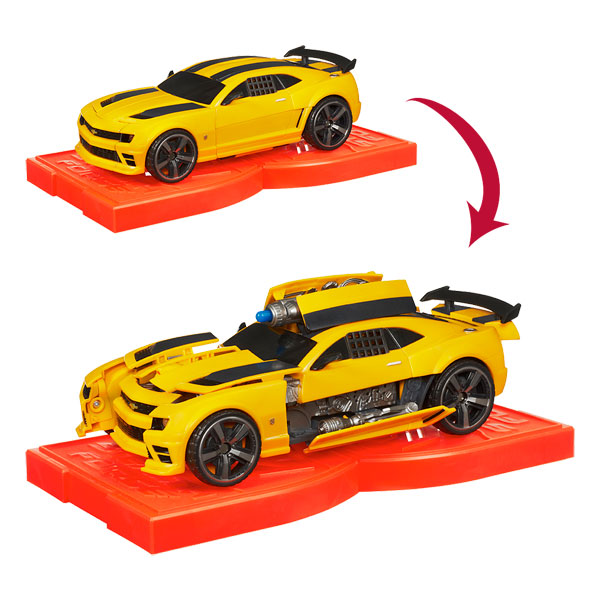 transformers bumblebee voiture chevrolet camaro neuf dark of the moon ebay. Black Bedroom Furniture Sets. Home Design Ideas