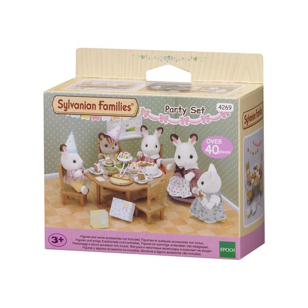 Sylvanian Families - 4269 - Le goûter d'anniversaire