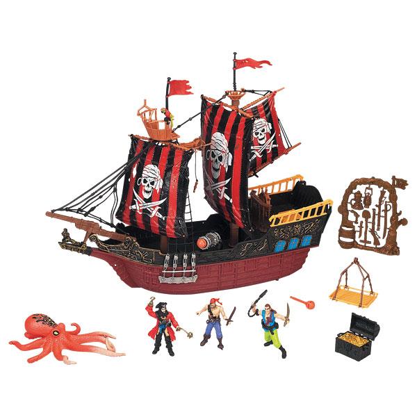 bateau pirate petites annonces jeux jouets. Black Bedroom Furniture Sets. Home Design Ideas