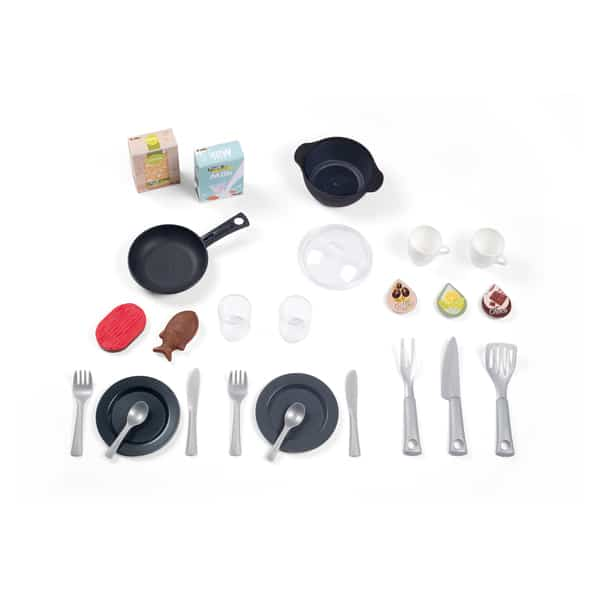 Cuisine cherry smoby king jouet cuisine et dinette smoby jeux d 39 imitation mondes imaginaires - Jeux de cuisine en francais ...