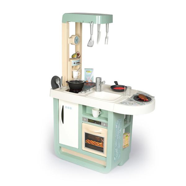 Stunning cuisine cherry with cuisine smoby mini tefal for Cuisine xxl bubble