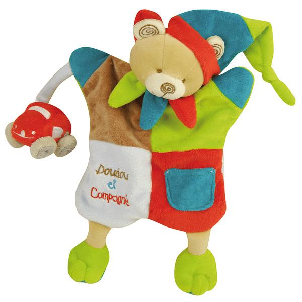 Marionnette mirou l'ours pour 18€