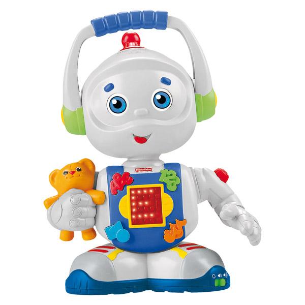 Toby le robot bilingue pour 40€