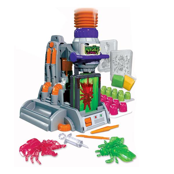 Monster LAB-Le laboratoire des Monstres