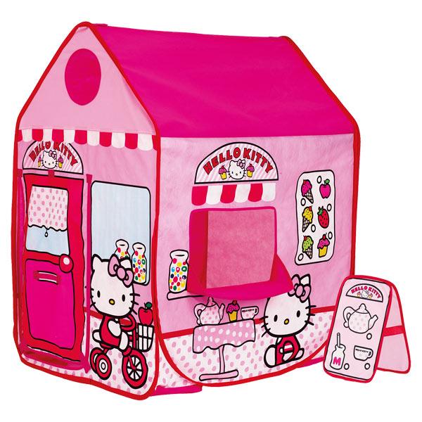 Maisons tentes et autres sport et jeux de plein air - La maison de hello kitty ...