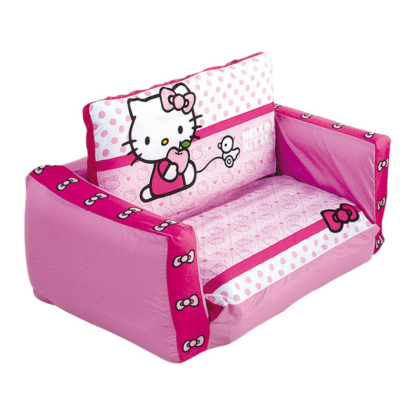 Canape gonflable hello kitty petites annonces jeux jouets for Canape gonflable