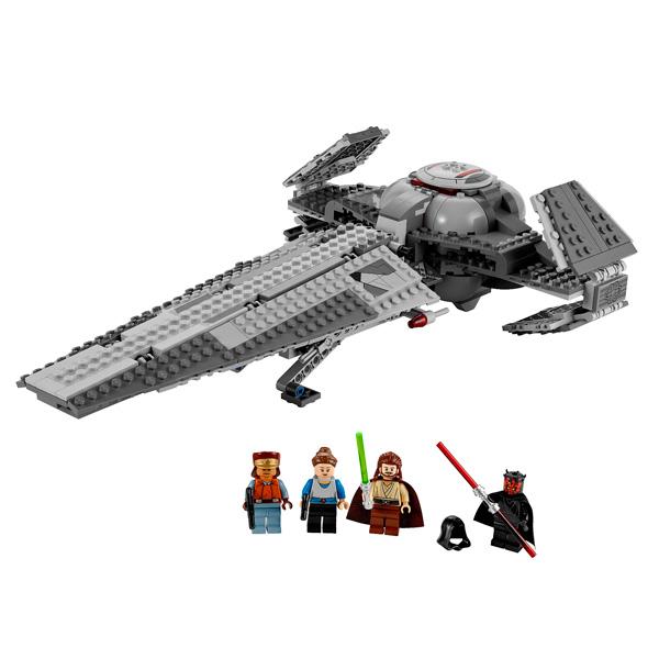 7961 vaisseau dark maul lego king jouet lego - Vaisseau dark maul ...