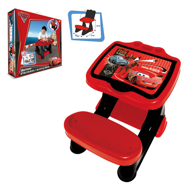 bureau enfant cars fauteuil cars dans chambre enfant achetez au meilleur prix avec bureau. Black Bedroom Furniture Sets. Home Design Ideas