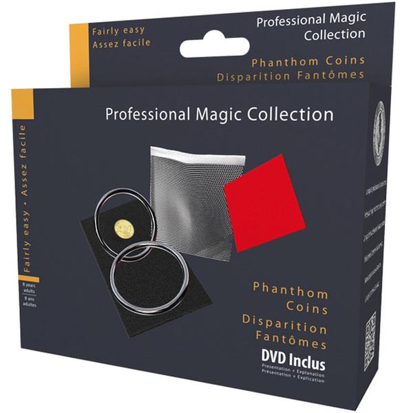 Tour de magie-Disparition Fantôme avec DVD