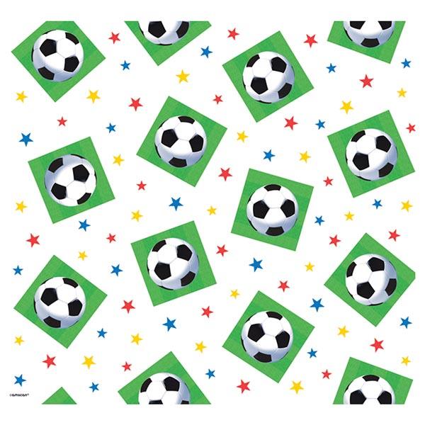 Nappe plastique football pour 5€
