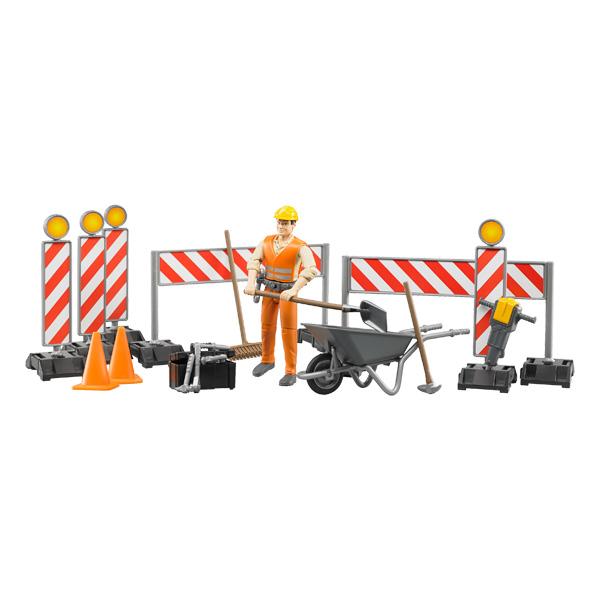 Accessoires pour set de chantier. : Agripassion