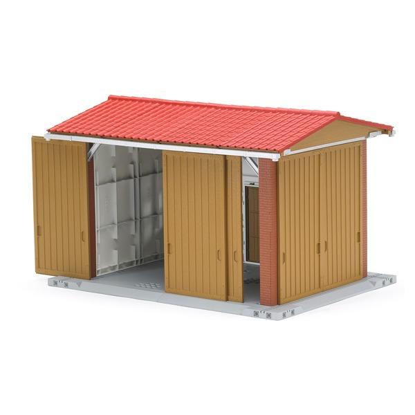 b timent hangar agricole bruder king jouet faire comme. Black Bedroom Furniture Sets. Home Design Ideas