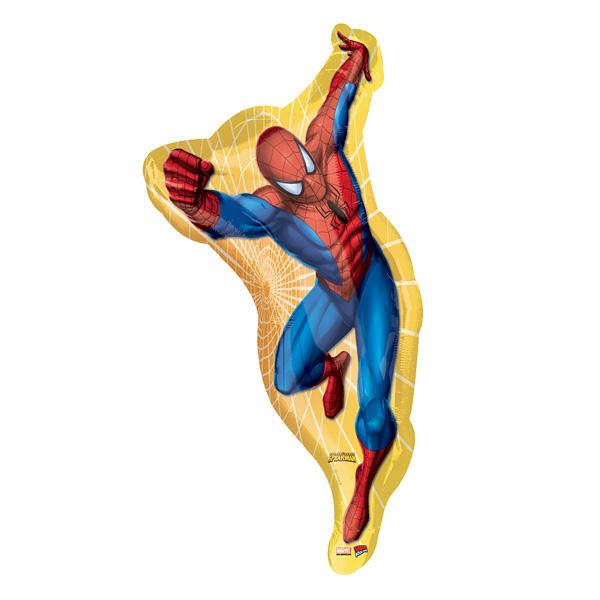 Ballon gonflable spiderman pour 8€