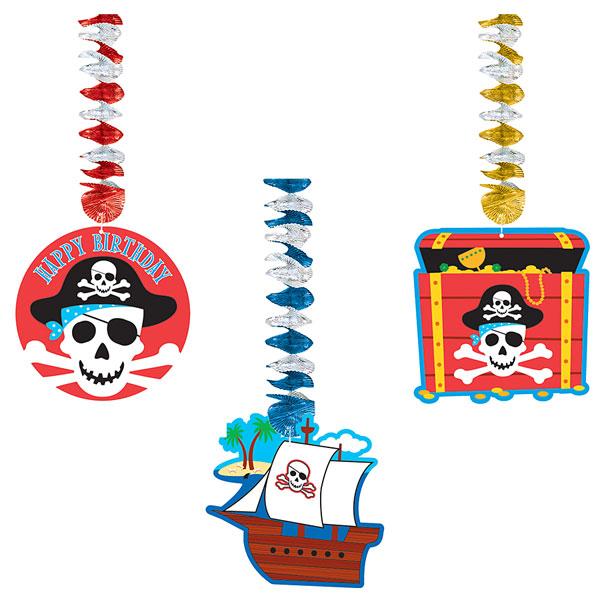 Guirlande pirate party pour 5€