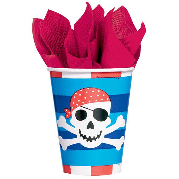 Gobelets pirates pour 3€