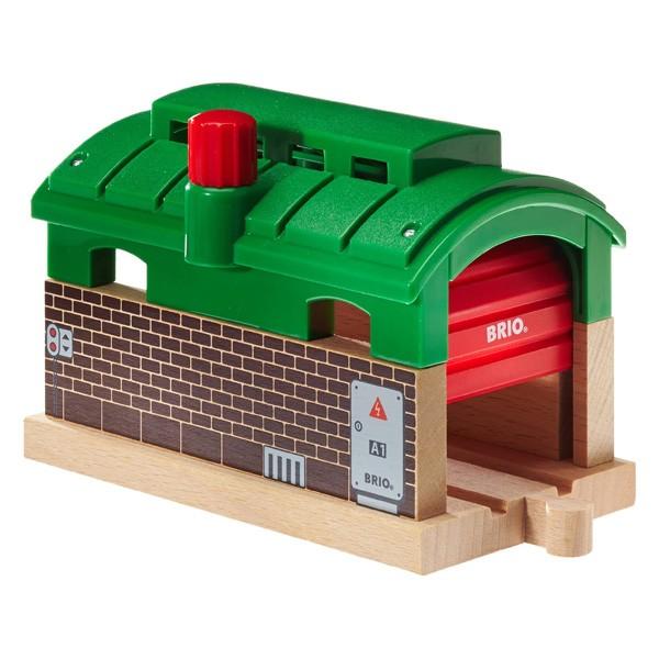 Brio-Tunnel garage