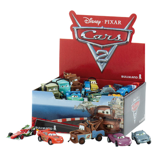 Figurines Disney Cars  Boutique Féerique