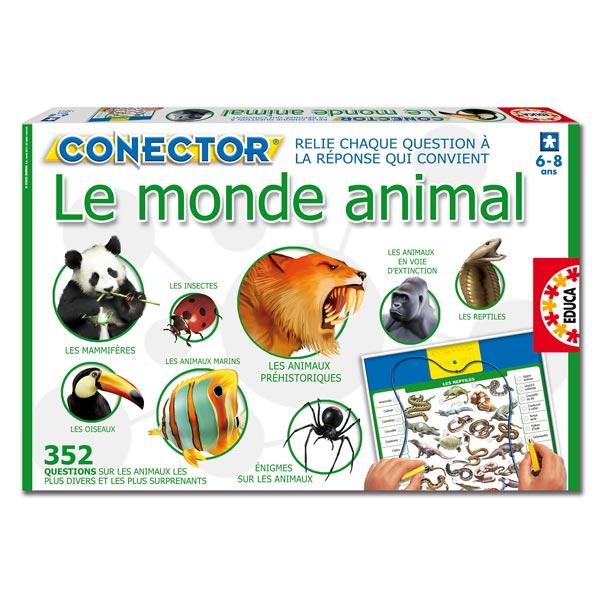 Connector le monde animal pour 22€