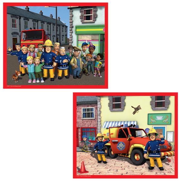 Les personnages de sam le pompier - Sam le pompier personnages ...