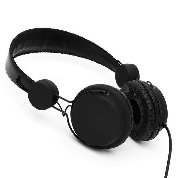 Casque Audio COLOR BLACK+ Audio / Photo +