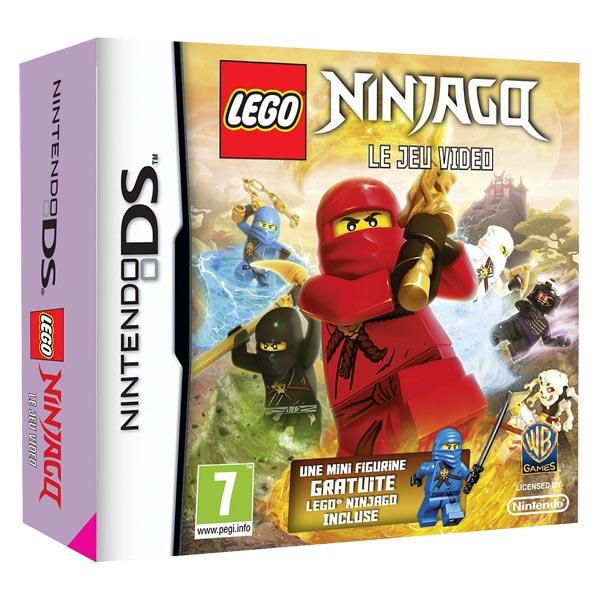 Jeu ds lego ninjago et figurine nintendo king jouet jeux vid os nintendo m diath que jeux - Jeu ninjago gratuit ...