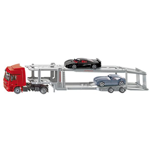 camion transport de voitures siku king jouet v hicules. Black Bedroom Furniture Sets. Home Design Ideas