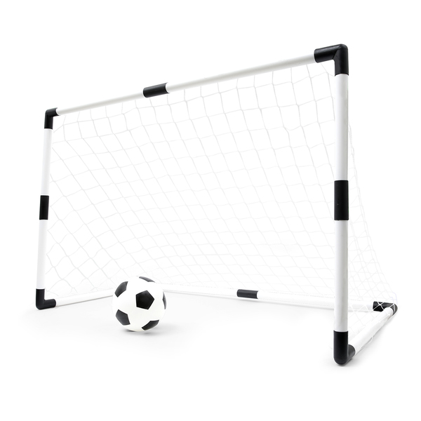 jeu jouet sport jeux plein air adresse et sportifs ref  set de foot cage ballon