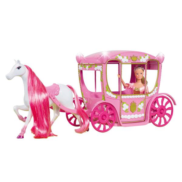 Poupee lolly cheval carrosse petites annonces jeux jouets - Carrosse de princesse ...