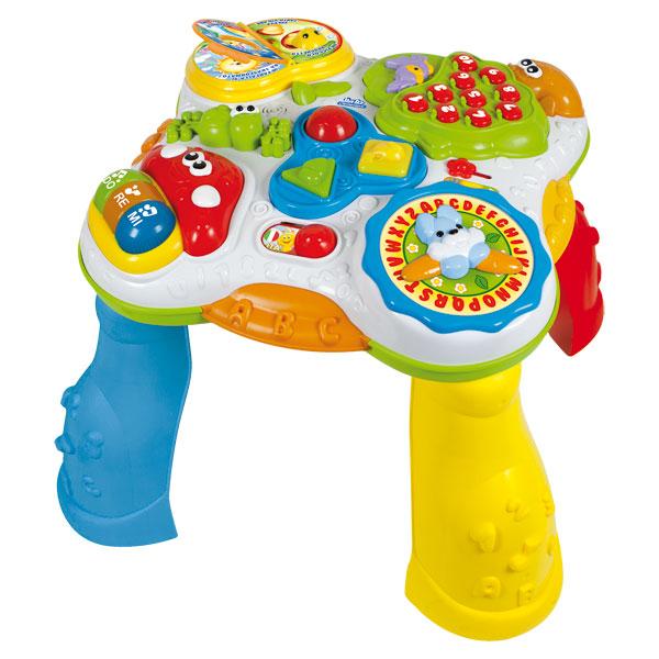 Table d 39 activit s baby smile king jouet activit s d for Table d activite pour bebe