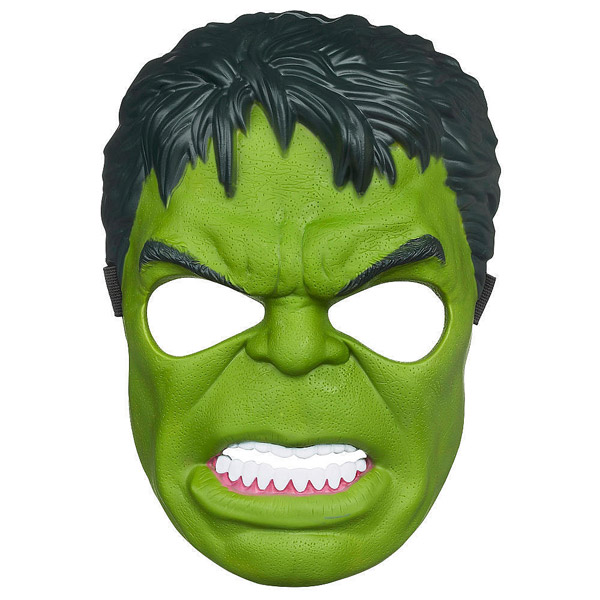 Masque avengers hulk hasbro king jouet accessoires d guisements hasbro f tes d co mode - Hulk a imprimer ...