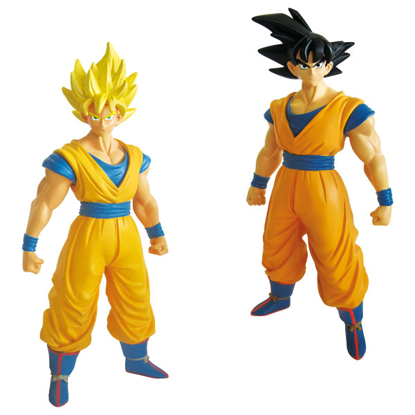 Dragon ball z jeux et jouets dragon ball z sur king jouet for Chambre dragon ball z