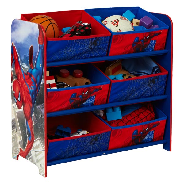 D coration de la chambre f tes d co mode enfants for Decoration chambre spiderman