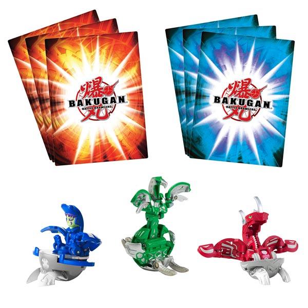 Les jouets Bakugan - perenoelcom