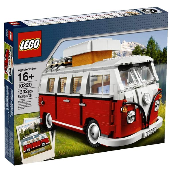 lego creator 10220 camping car lego king jouet lego. Black Bedroom Furniture Sets. Home Design Ideas