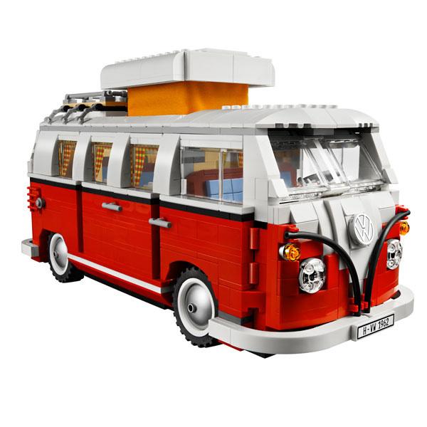 Lego creator 10220 camping car lego king jouet lego planchettes