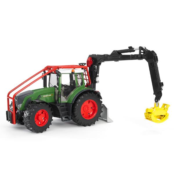 Tracteur Fendt 936 Vario Forestier