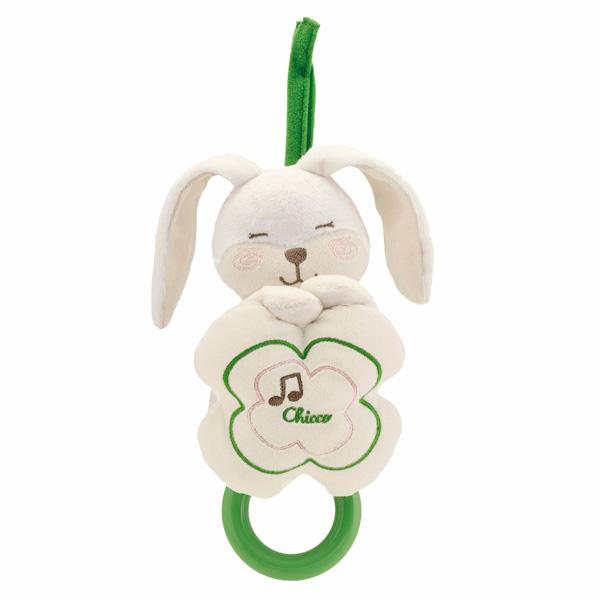 Carillon lapin tendre amour pour 20€
