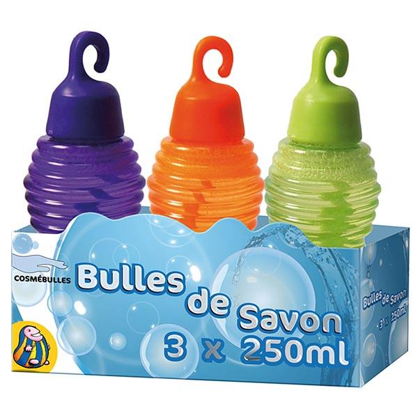 Recharge bulles de savon pour 8€